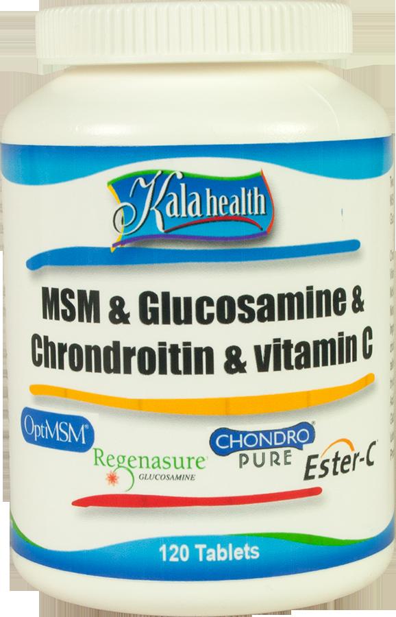 MSM / Glucosamine / Chondroïtine