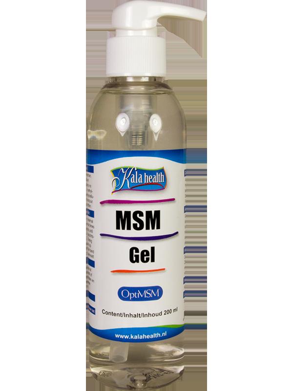 OptiMSM® Gel 200 ml