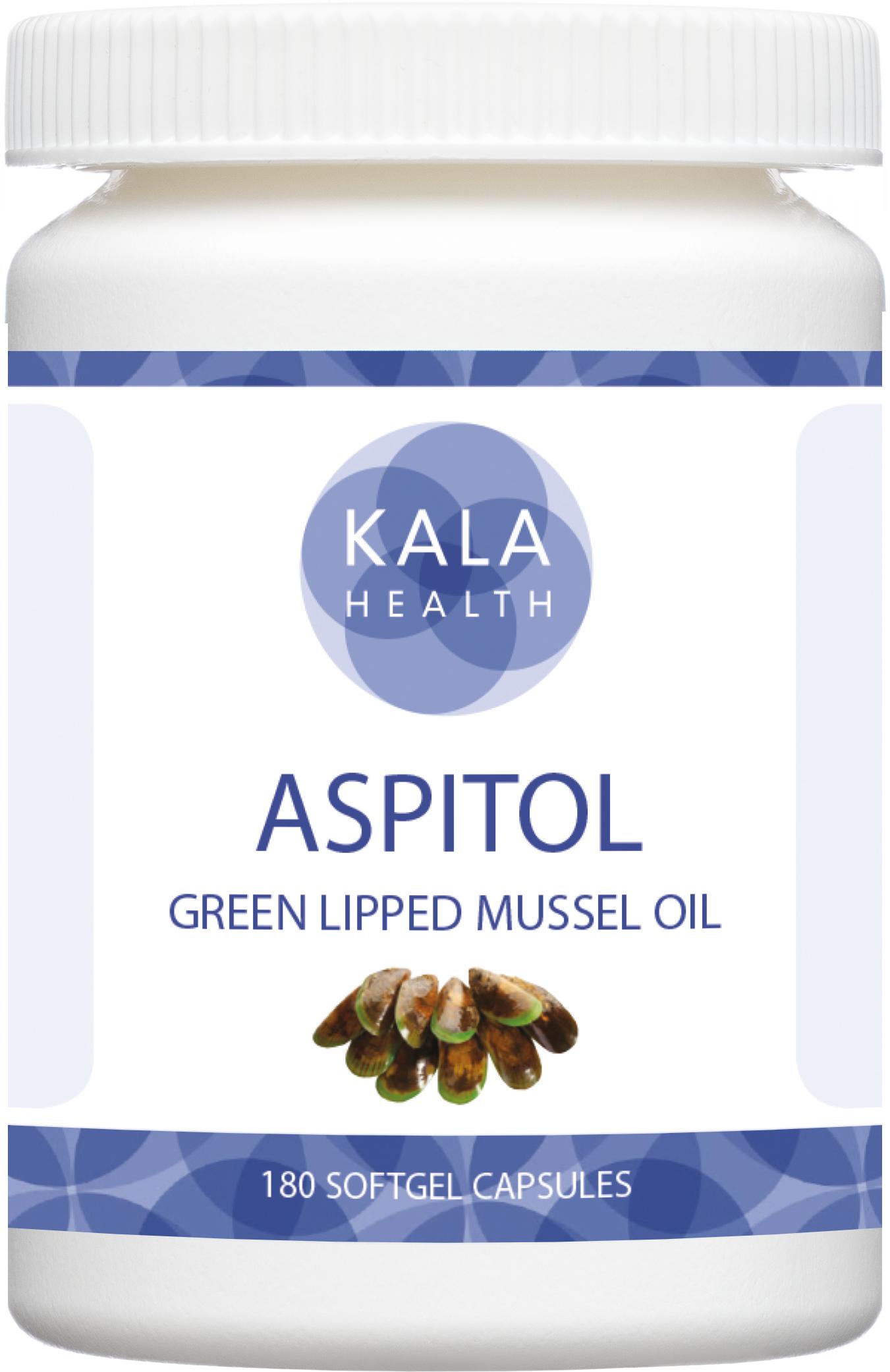 Aspitol 180 capsules