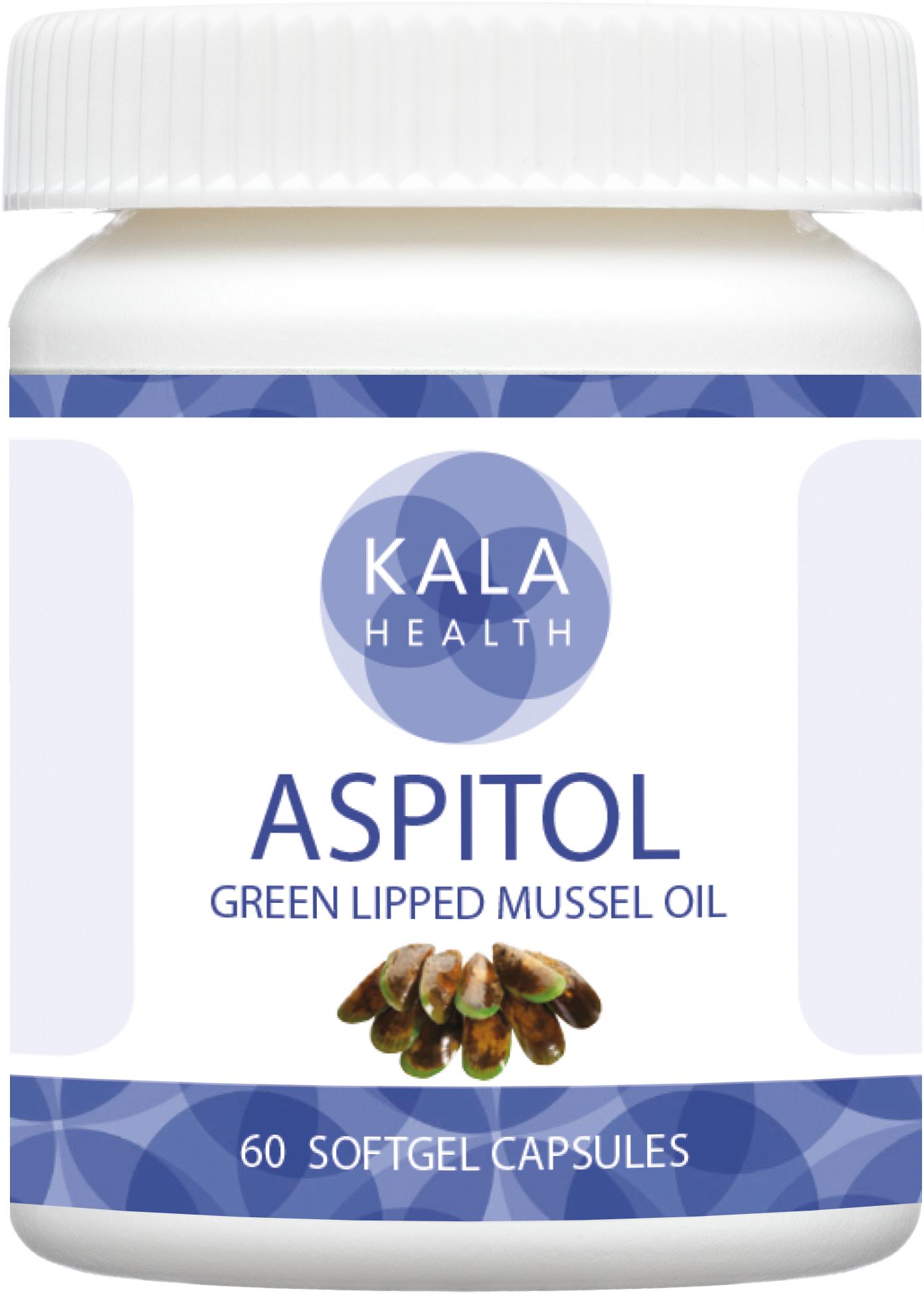 Aspitol 60 capsules
